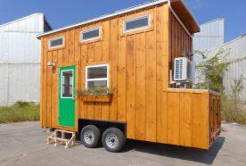 tiny house envy green living