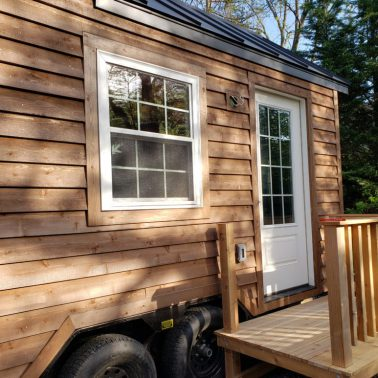 tiny house envy buck