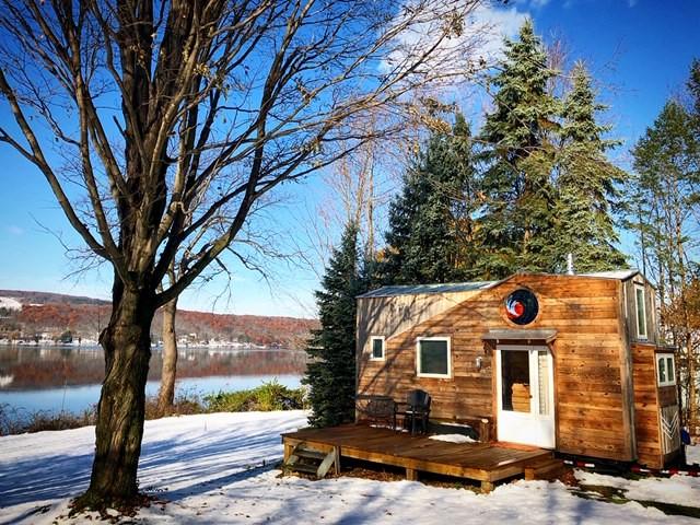 tiny house envy Erica's house