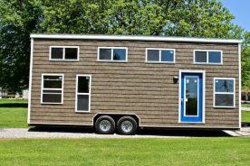 tiny house envy Chalet 28