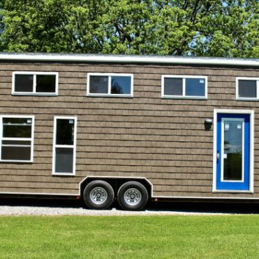tiny house envy Chalet 28