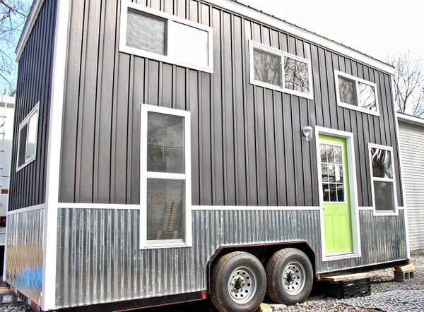 tiny house envy chic shack