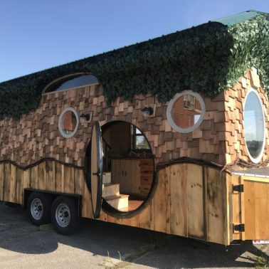 tiny house envy hobbit hole