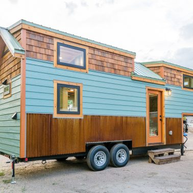 tiny house envy Carries gooseneck