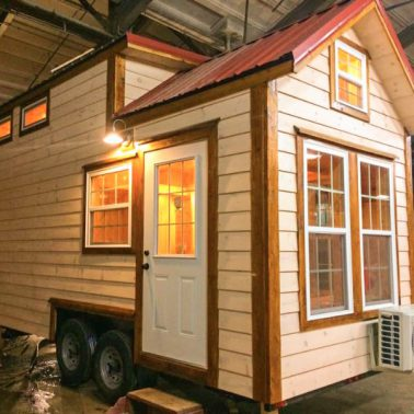 tiny house envy southern draw