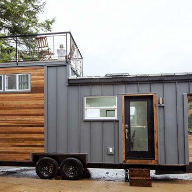 tiny house envy mid century