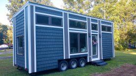 tiny house envy blue heron primo