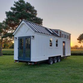 tiny house envy Maverick