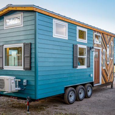 tiny house envy Nicole's