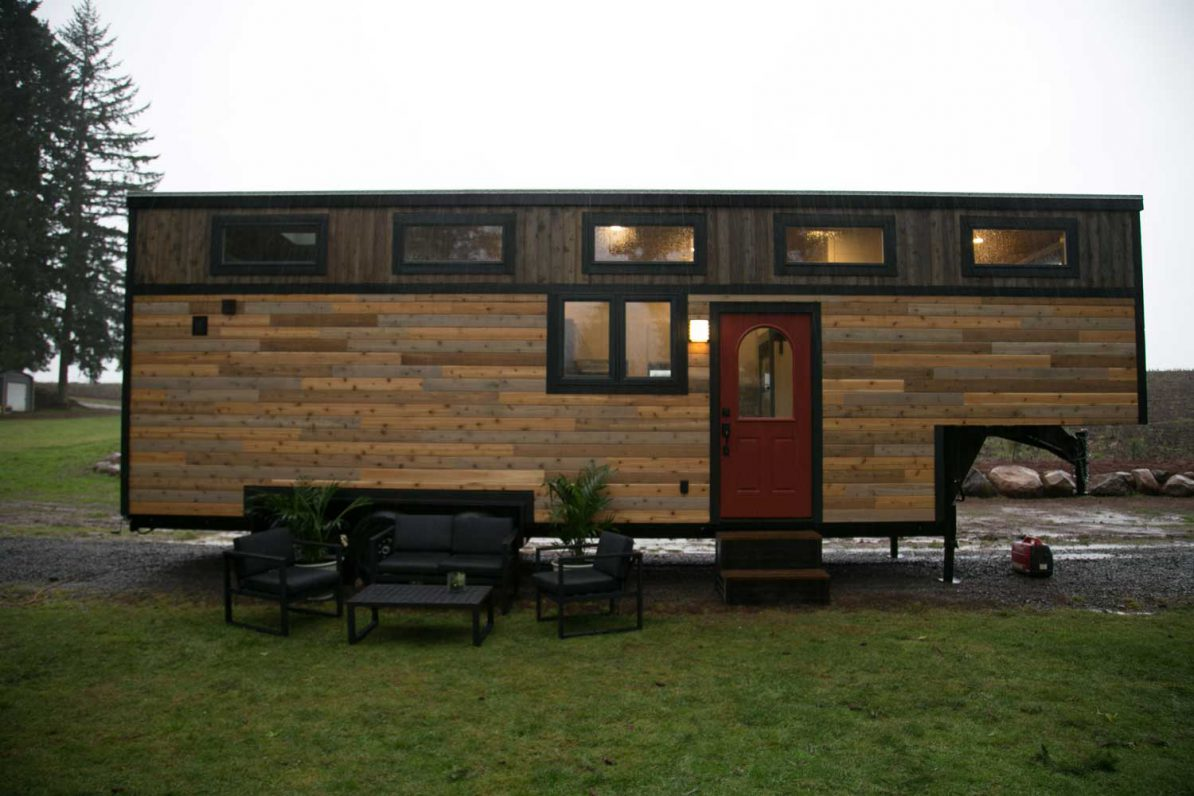 tiny house envy tiny dream