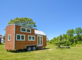 tiny house envy Roost 20'