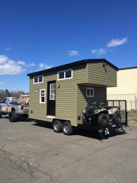 Tiny House Envy Timberland