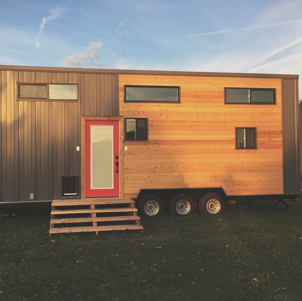 Tiny House Envy Expedition 3:16