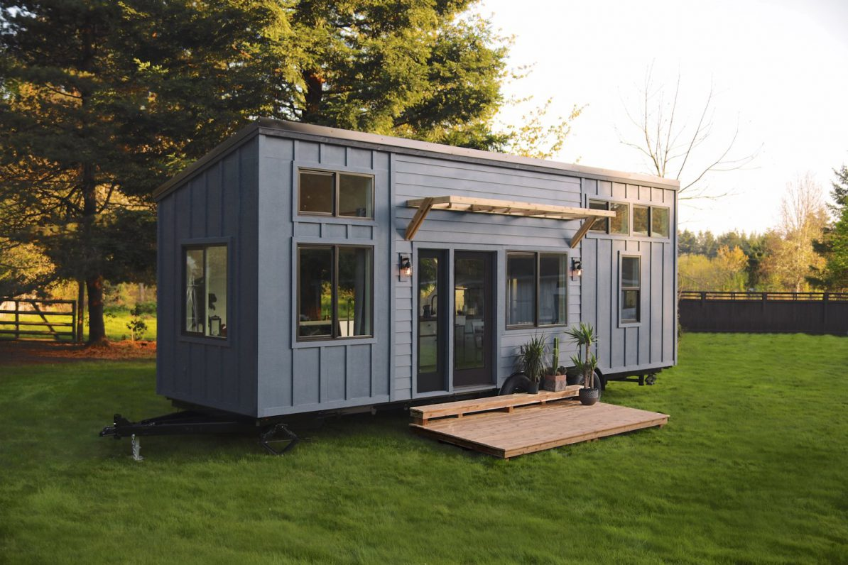 Tiny House Envy Pacific Harbor