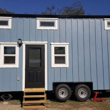 Tiny house Envy Mi Nido