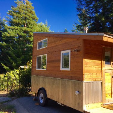 Tiny House Envy Mac Shack