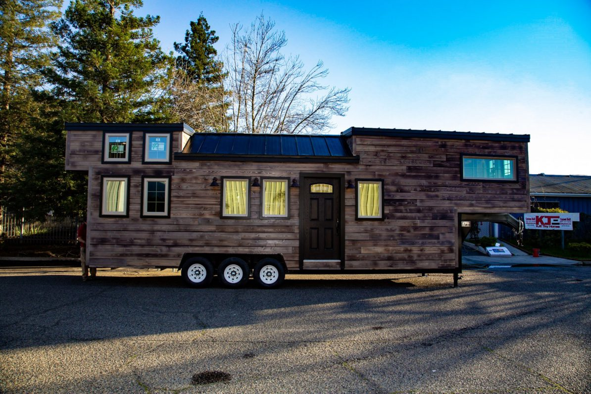 Tiny House Envy Paradise