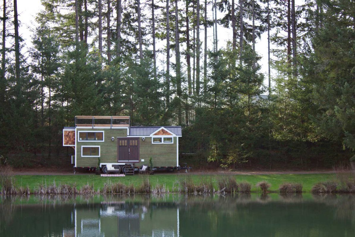 Tiny House Envy Craftsman