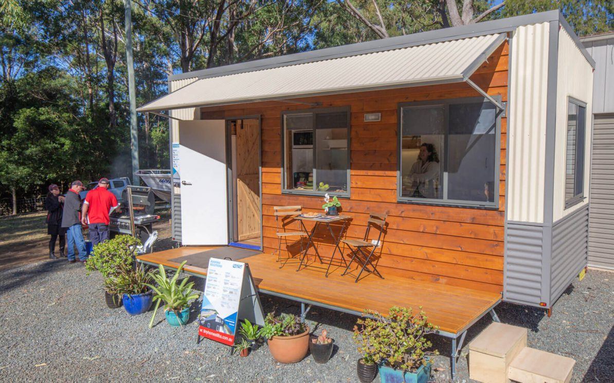Tiny House Envy Beach Shack