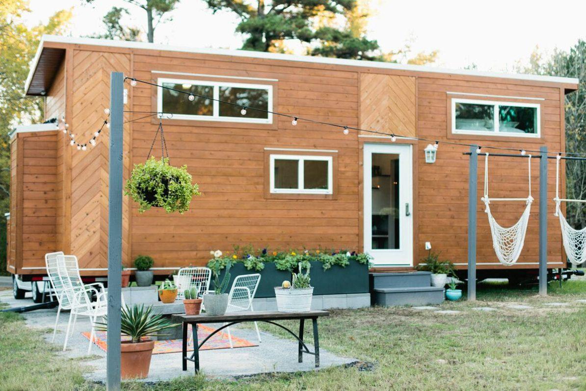 tiny house envy Golden