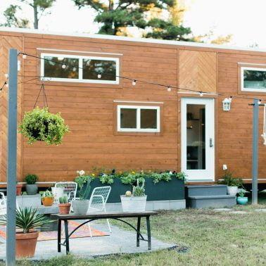 tiny house envy Golden