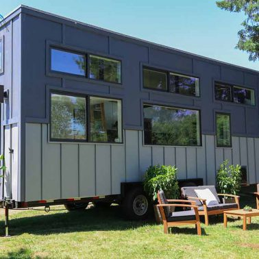 tiny house envy ultra modern
