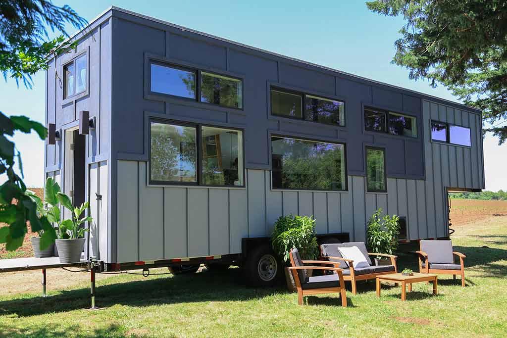 tiny house envy ultra modern