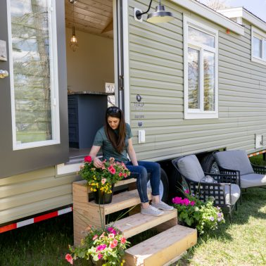 Tiny House Envy Shangri La