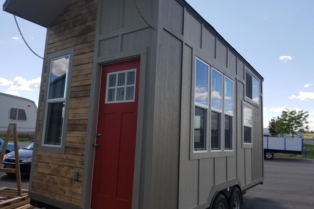 tiny house envy Lincoln peak