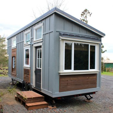 Tiny House Envy Urban Craftsman