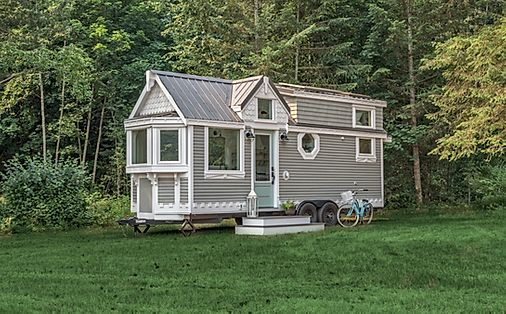 Tiny House Envy Heritage