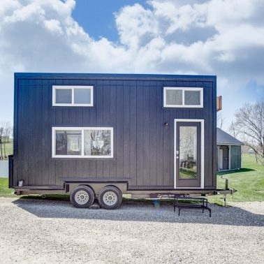 tiny house envy espresso
