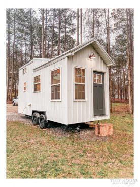 Tiny House Envy Farmhouse