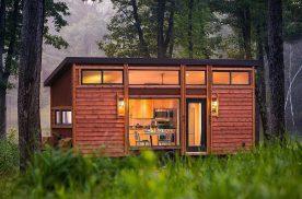 tiny home builders traveler