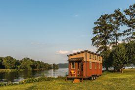 Tiny House Envy Boxcar