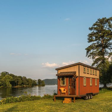 Tiny House Envy Boxcar
