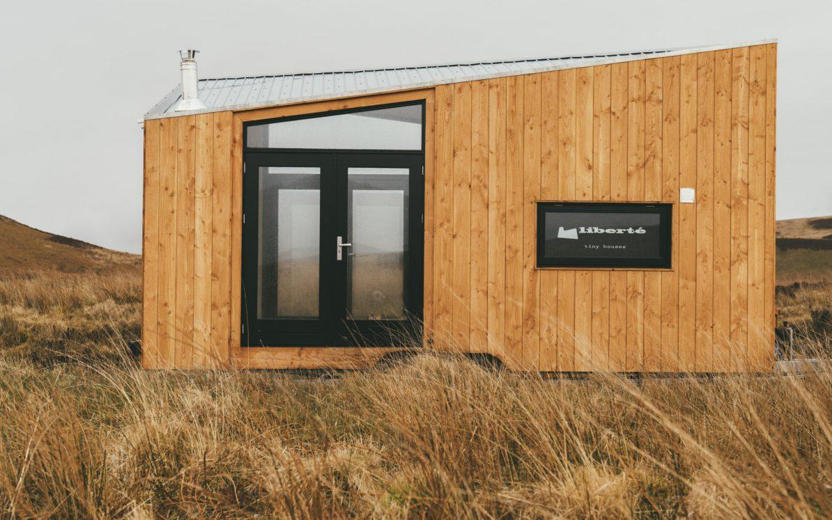 Tiny house envy Scotland