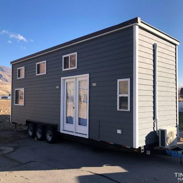 tiny house envy titan