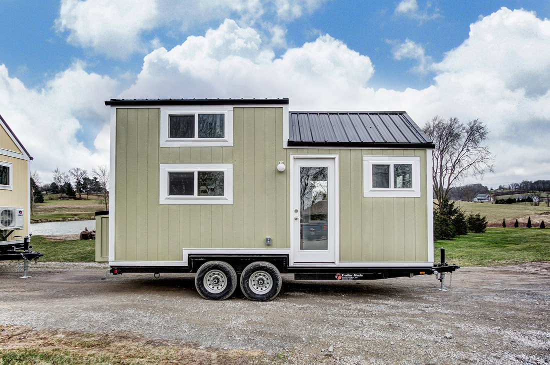 tiny house envy Rocky