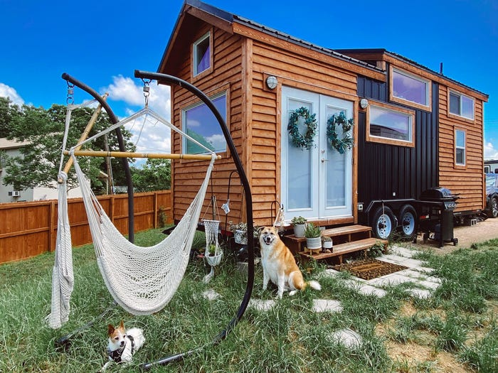 tiny house envy