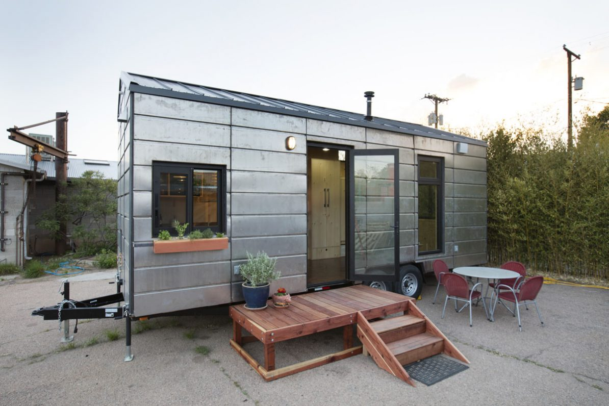 Tiny House envy Salt Box