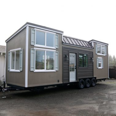 Tiny House Envy Beach house