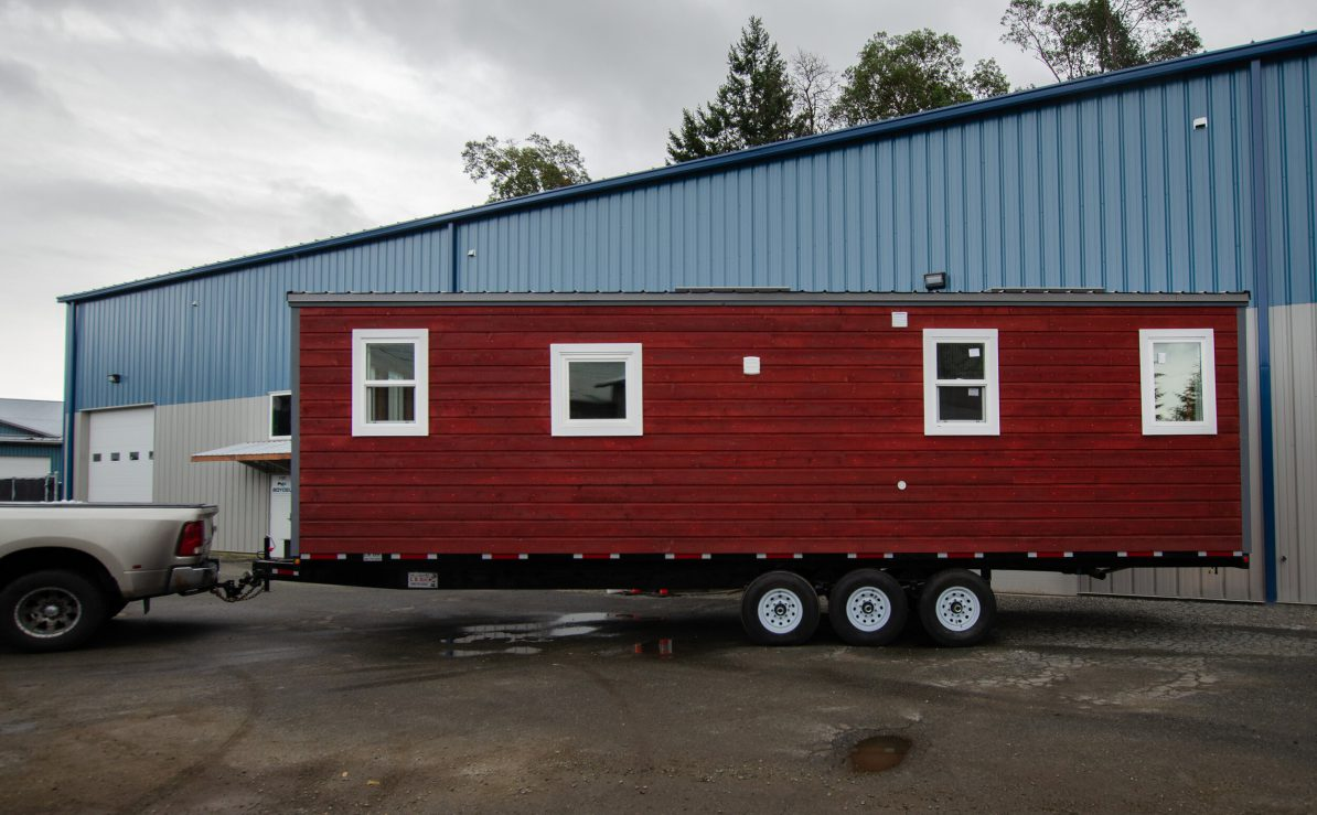 tiny house addition