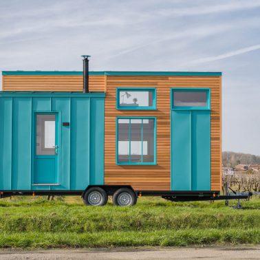 bold tiny house