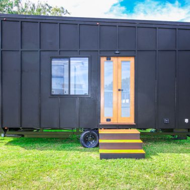 tiny house off grid