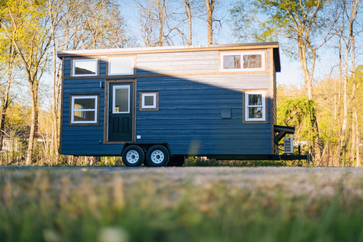 Tiny House Envy Wind River
