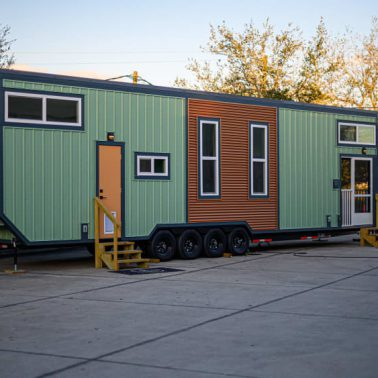 big tiny house