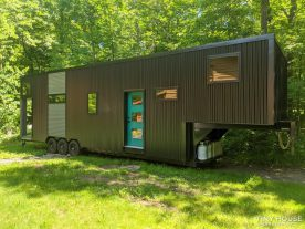 Tiny House with mud room