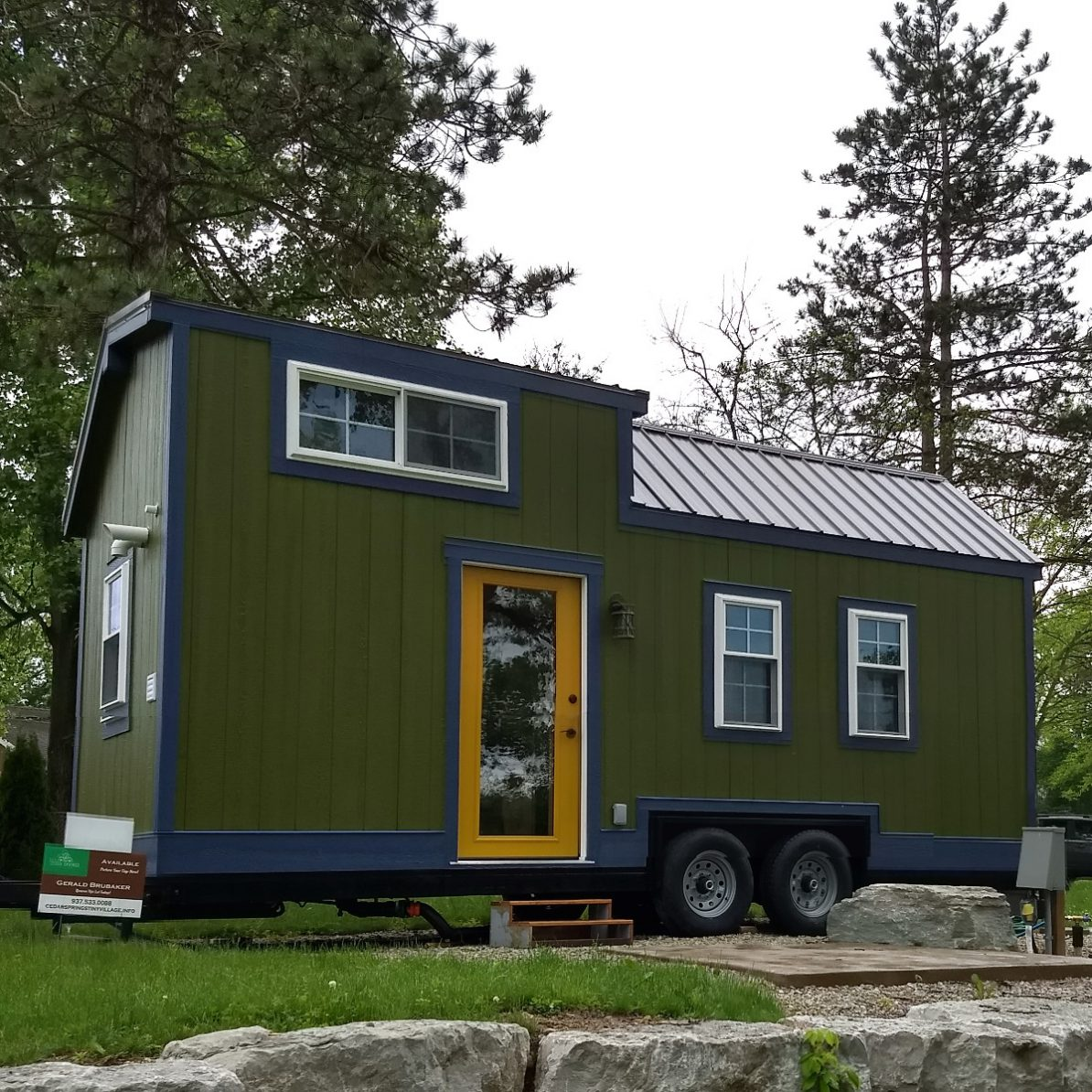 14' tiny house