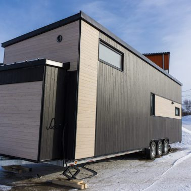 tiny house envy 36'